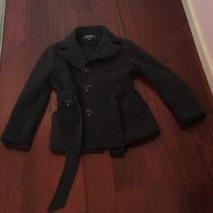 Kenneth Cole Gray peacoat